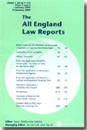 The All England Law Reports - Indian Reprint