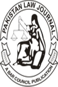 Pakistan Law Journal (PLJ)