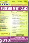 Current Writ Cases