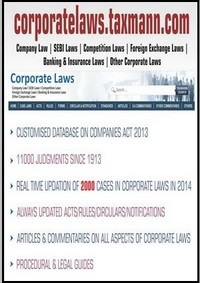 Taxmann.com (Corporate Laws Module)