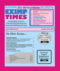 EXIMP TIMES (ANNUAL)