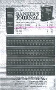 Banker's Journal (In 3 Vols.)