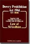 Commentaries on  Dowry Prohibition Act, 1961 by B P Beri (old Edition)