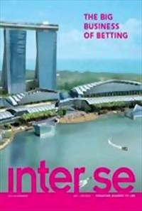 Inter Se (Jan – Jun 2010) The Big Business of Betting