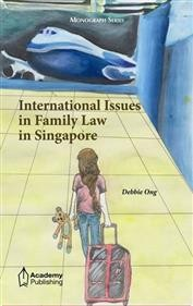 International Issues in Family Law In Singapore