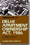 Commentaries on  Delhi Apartment Ownership Act, 1986