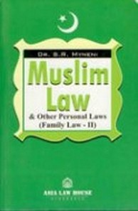 Dr. S. R. Myneni : Muslim Law & Other Personal Law, 1st Edn.