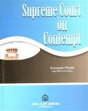 Supreme Court on Contempt