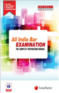 All India Bar Examination - The Complete Preparation Manual