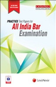 PRACTICE TEST PAPERS FOR ALL INDIA BAR EXAMINATION
