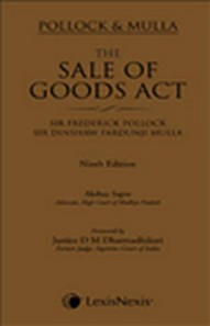 THE SALE OF GOODS ACT