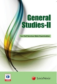 GENERAL STUDIES-II (GOVERNANCE, CONSTITUTION, POLITY, SOCIAL JUSTICE AND INTERNATIONAL RELATIONS )