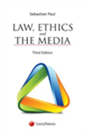 CROSS CURRENTS LAW and MORE LAW, ETHICS AND THE MEDIA