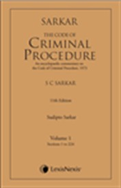 The Code of Criminal Procedure - AN ENCYCLOPAEDIC COMMENTARY ON THE CODE OF CRIMINAL PROCEDURE, 1973 (Set of 2 Vols)