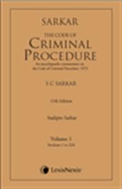 The Code of Criminal Procedure - AN ENCYCLOPAEDIC COMMENTARY ON THE CODE OF CRIMINAL PROCEDURE, 1973 (Set of 2 Vols)