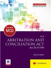 Short Notes & Multiple Choice Questions: The Arbitration & Conciliation Act (Act 26 of 1996)