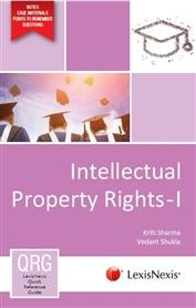 LexisNexis Quick Reference Guide : Intellectual Property Rights I