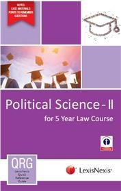 LexisNexis Quick Reference Guide : Political Science II