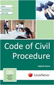 LexisNexis Quick Reference Guide Series : Code of Civil Procedure