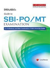 Dhaara's Guide to SBI-PO/MT Examination