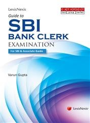 LexisNexis Guide to SBI-Bank Clerk Examination