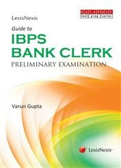 Guide to IBPS-Bank Clerk (Preliminary Examination)