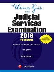 The Ultimate Guide to the Judicial Services Examination 2016- For all States