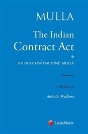 Mulla's Indian Contract Act