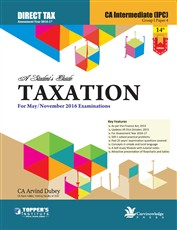 TAXATION- DIRECT TAX