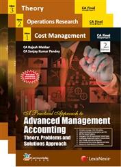 ADVANCED MANAGEMENT ACCOUNTING (VOL-1)