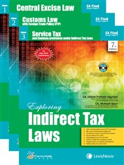 INDIRECT TAX LAWS (VOLUME I)
