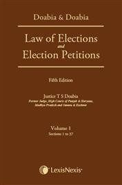 Law of Elections and Election Petitions (Set of 2 Volumes)