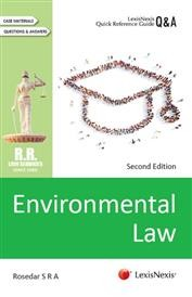 LexisNexis Quick Reference Guide-Q&A Series - Environmental Law