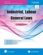 INDUSTRIAL LABOUR AND GENERAL LAWS (MCQs Based)