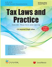 Tax Laws and Practice (MCQs Based)