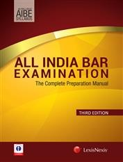 All India Bar Examination-The Complete Preparation Manual