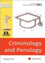 LexisNexis Quick Reference Guide-Q&A Series - Criminology and Penology