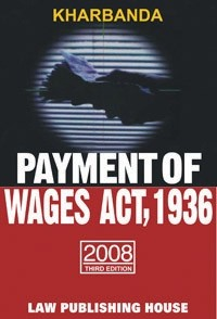 COMMENTARIES ON  PAYMENT OF WAGES ACT, 1936