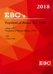 Payment of Bonus Act, 1965