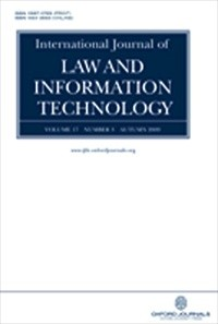 International Journal of Law and Information Technology [Print]