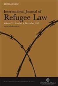 International Journal of Refugee Law [Print]