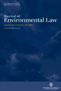 Journal of Environmental Law [Print]
