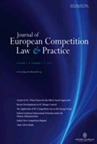Journal of European Competition Law & Practice [Print]