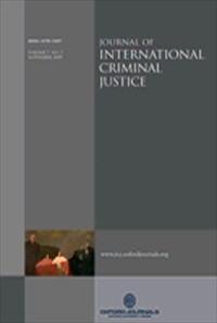 Journal of International Criminal Justice [Print]