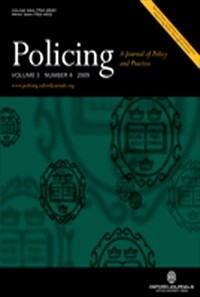 Policing: A Journal of Policy and Practice [Print]
