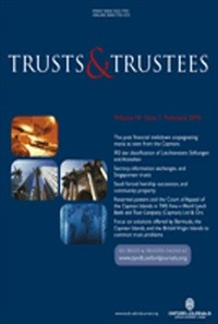 Trusts & Trustees [Print]