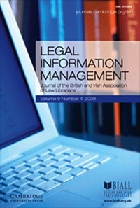Legal Information Management  [Print]
