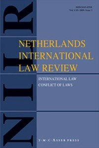 Netherlands International Law Review  [Print]
