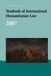 Yearbook of International Humanitarian Law  [Print]