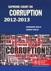 Supreme Court on Corruption 2012 2013 Volume II